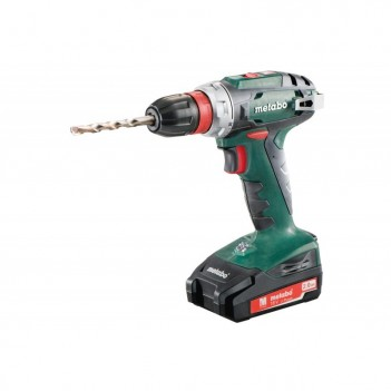 Visseuse/Perceuse Metabo SB18 QUICK 18V 2.0AH