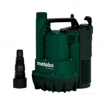 Pompe immergée à aspiration plate pour eau claire TP 12000 SI Metabo