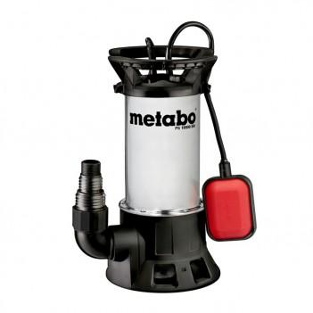 Pompe immergée pour eaux usées PS 18000 SN Metabo