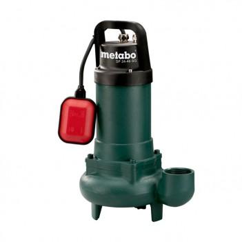 Pompe de chantier et pour eaux sales SP 24-46 SG Metabo