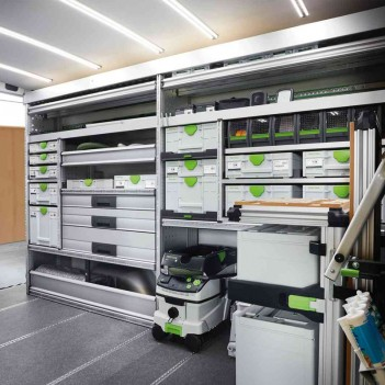 Coffret Systainer³ SYS3 L 237 Festool