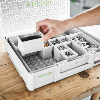 Systainer³ Organizer SYS3 ORG M 89 22xESB Festool