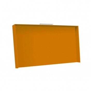 Couvercle plancha Rainbow Orange Simogas