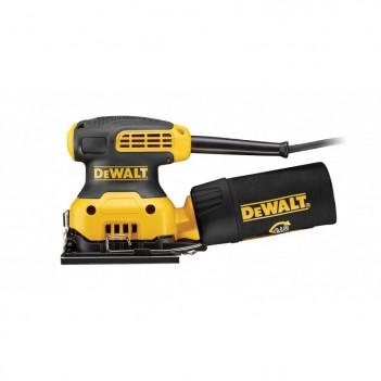Ponceuse vibrante 230W DeWalt DWE6411-QS
