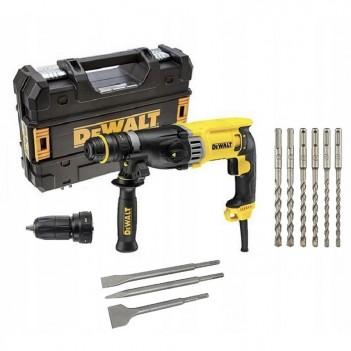 Perforateur SDS-Plus 28mm en coffret D25144KP DeWalt