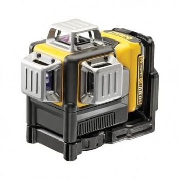 Laser multilignes 3x 360˚vert XR 10,8V DeWalt DCE089D1G-QW