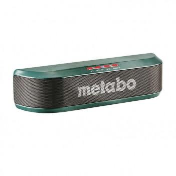 Enceinte portative Bluetooth 2x5W Metabo