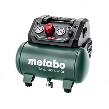 Kompressor 8 bar BASIC 160-6 W OF Metabo