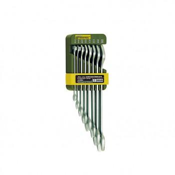 Clés SlimLine doubles à fourche 8 pce. 6-22 mm Proxxon