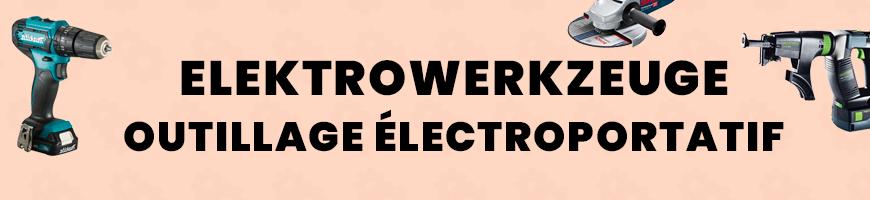 Outillage Électroportatif professionnel à prix réduit | MyToolSwiss.ch