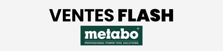 Ventes flash Metabo Jusqu'à -50% | MyToolSwiss.ch