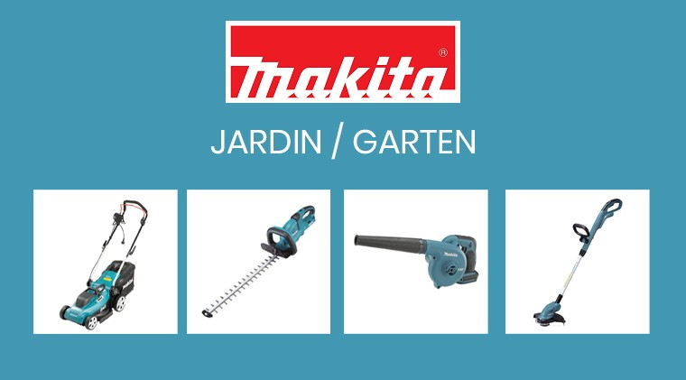 Machines jardin makita